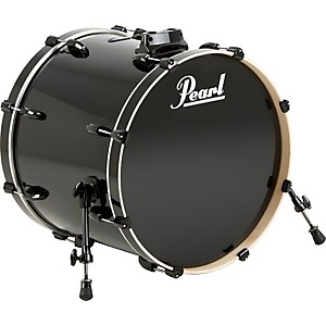 Pearl-Vision-Birch-Bass-Drum-Jet-Black-22x18