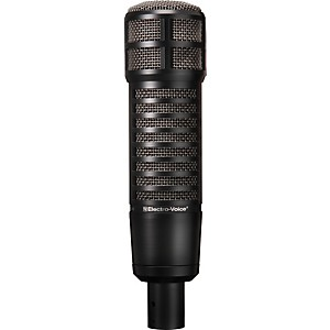 Electro-Voice-RE320-Voice---Instrument-Mic-w-Kick-Drum-Switch-Standard