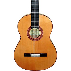 Manuel-Rodriguez-FF-Flamenco-Style-Nylon-String-Guitar-Old-Finish