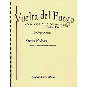 Carl-Fischer-Vuelta-del-Fuego--Ride-of-Fire--Book-Standard
