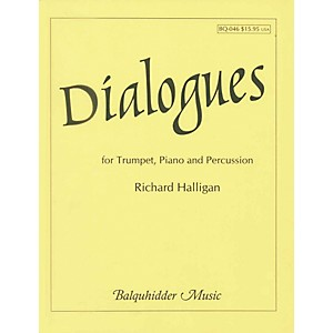 Carl-Fischer-Dialogues-for-Trumpet--Piano---Percussion-Book-Standard