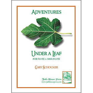 Carl-Fischer-Adventures-Under-a-Leaf-Book-Standard