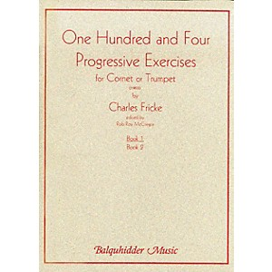 Carl-Fischer-104-Progressive-Exercises--1903--for-Cornet-or-Trumpet-Volume-1-Book-Standard