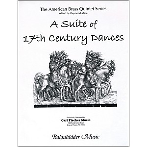 Carl-Fischer-Suite-of-17th-Century-Dances--A-Book-Standard