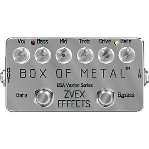 Zvex-USA-Vexter-Box-of-Metal-Distortion-Guitar-Effects-Pedal-Standard