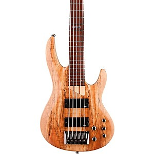 ESP-LTD-B-205SM-5-string-Electric-Bass-Guitar-Natural-Satin