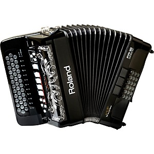 Roland-Diatonic-V-Accordion-Black