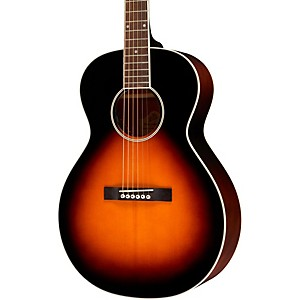 The-Loar-LH-200-Small-Body-Acoustic-Electric--Guitar-Sunburst