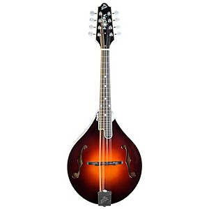 The-Loar-LM-300-Hand-Carved-A-Model-Acoustic-Mandolin-Sunburst
