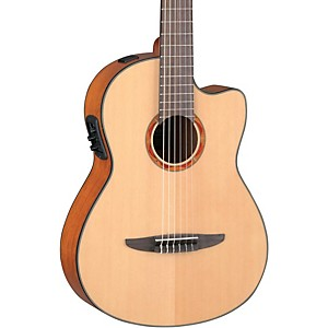 Yamaha-NCX700-Acoustic-Electric-Classical-Guitar-Natural