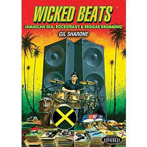 Hudson-Music-Wicked-Beats---Jamaican-Ska-Rocksteady---Reggae-Drumming-DVD-With-Gil-Sharone-Standard