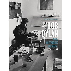 Music-Sales-Bob-Dylan---The-Witmark-Demos-Standard