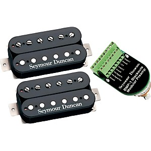 Seymour-Duncan-Blackouts-Modular-Coil-Pack-Preamp-Set-Black