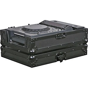 Odyssey-FFXCDJBL-Large-Format-Tabletop-CD-Digital-Media-Player-Case-Standard