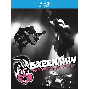 WEA-Green-Day---Awesome-As-F--K-CD---BLU-RAY-or-DVD-BLU-RAY