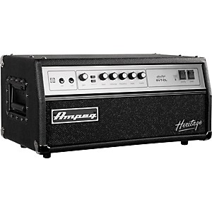 Ampeg-Heritage-Series-SVT-CL-2011-300W-Tube-Bass-Amp-Head-Standard