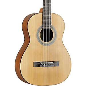 Fender-MC-1-3-4-Size-Nylon-String-Guitar-Agathis-Top-Satin-Body-Finish