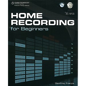 Course-Technology-PTR-Home-Recording-for-Beginners-Book---CD-Standard