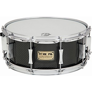 Pork-Pie-Carbon-Fiber-Snare-Drum-6x14-inch