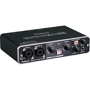 Roland-Quad-Capture-USB-2-0-Audio-Interface-Standard