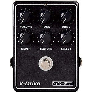 VHT-V-Drive-Overdrive-Guitar-Effects-Pedal-Standard