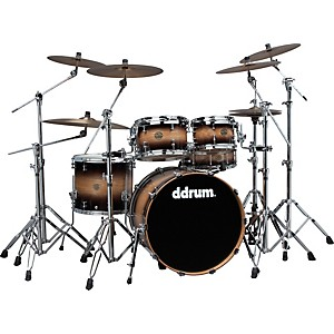 Ddrum-Dios-Ash-5-Piece-Shell-Pack-Black-Burst