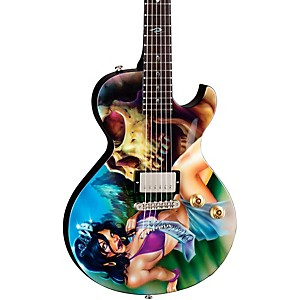 Dean-Leslie-West-Standard-Mississippi-Queen-Electric-Guitar-Custom-Graphic