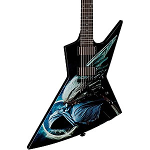Dean-Dave-Mustaine-ZERO-Angel-of-Deth-II-Electric-Guitar-Custom-Graphic
