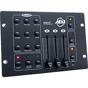 American-DJ-RGB-3C-DMX-LED-Lighting-Controller-Standard