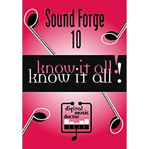 Digital-Music-Doctor-Sound-Forge-10---Know-It-All--DVD-Standard