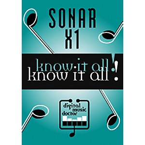 Digital-Music-Doctor-Sonar-X1-Know-It-All--DVD-Standard