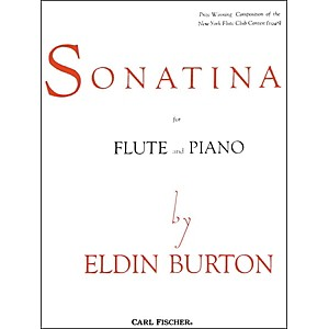 Carl-Fischer-Sonatina-For-Flute-and-Piano-Standard