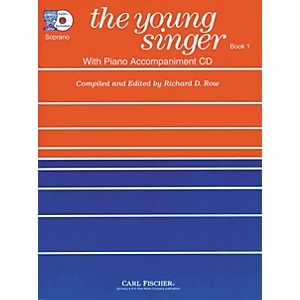Carl-Fischer-The-Young-Singer-Book-1--Soprano-Standard