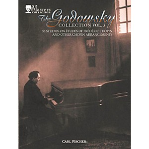 Carl-Fischer-The-Godowsky-Collection-Vol--3-Standard