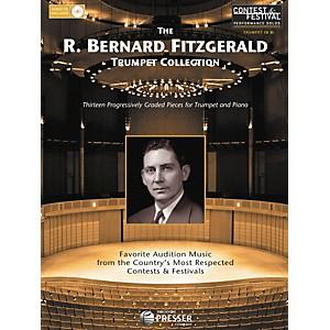 Carl-Fischer-The-R--Bernard-Fitzgerald-Trumpet-Collection-Book-CD-Standard