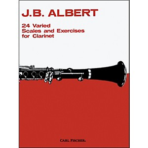 Carl-Fischer-24-Varied-Scales-And-Exercises-For-Clarinet-Standard