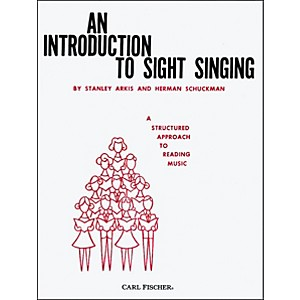 Carl-Fischer-An-Introduction-To-Sight-Singing-Standard