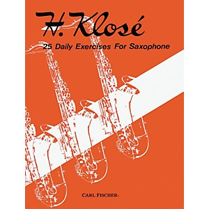 Carl-Fischer-25-Daily-Exercises-For-Saxophone-Book-Standard