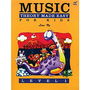 Alfred-Music-Theory-Made-Easy-for-Kids-Level-1-Book-Standard