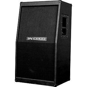 DV-Mark-C-212-V-Vertical-Slant-2x12-Guitar-Speaker-Cabinet-300W-4-Ohms
