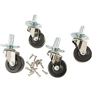 Fender-Amplifier-Casters-with-Hardware-Set-of-4-Standard
