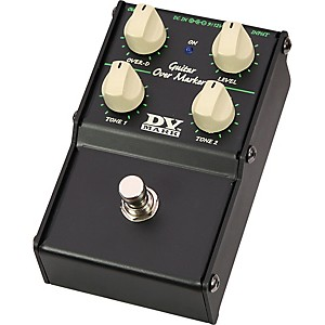 DV-Mark-Over-Marker-Distortion-Guitar-Effects-Pedal-Standard