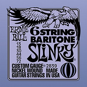 Ernie-Ball-2839-Baritone-Electric-Guitar-String-Set-Standard