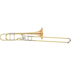 Yamaha-YSL-882OR-Xeno-Series-F-Attachment-Trombone-Gold-Brass-Bell-Standard