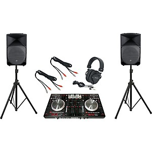 Numark-NS6---Mackie-TH-15A-DJ-Package-Standard