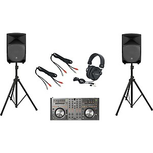 Pioneer-DDJ-T1---Mackie-Thump-TH-12A-DJ-Package-Standard