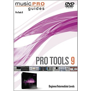 Hal-Leonard-Pro-Tools-9-Beginner-Intermediate-Music-Pro-Guide-DVD-Standard