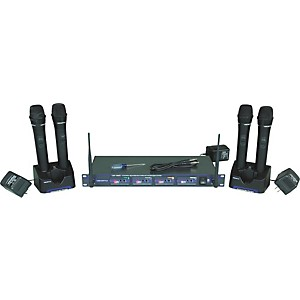 VocoPro-UHF-5805-Plus-Rechargeable-Wireless-System-with-Mic-Bag-CH-3