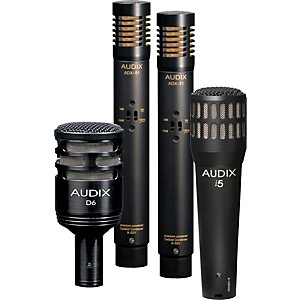 Audix-DP-QUAD-4-Piece-Drum-Mic-Pack-Standard