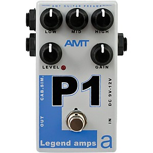 AMT-Electronics-Legend-Amps-Series-P1-Distortion-Guitar-Effects-Pedal-Standard